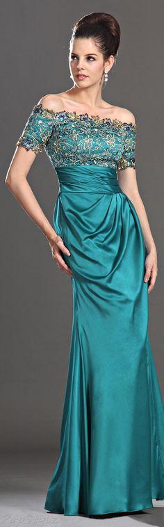 eDressit Elegant Beaded Gown