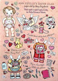MARY-ENGELBREIT-Mag-Paper-Doll-Ann-Estelles-Sister-Lilah-Feb-Ma-2004-Uncut