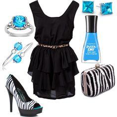 A different little black dress LOVE everything else