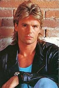 """""""MacGyver"""" (1985-1992) - The Mullet"""