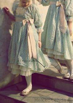 MEKKOTEHDAS: Tyllihelman anatomiaa As a girl I would have killed for these dresses.