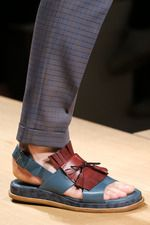 Salvatore Ferragamo Spring 2015 Menswear Collection