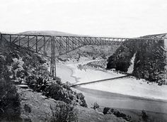 Gouritz River Bridge Situated between Albertina and Mossel Bay Bridge Construction, National Road, Knysna, World Heritage Sites, Live, In The Heights, South Africa, Past, Models