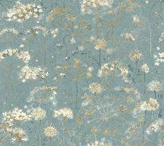 Botanical Fantasy Premium Peel and Stick Wallpaper