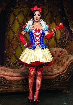 Sexy adult costume - Snow White.