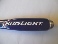 Bud Light Beer Tap Handle - GC Great for Home Bar - Just in Time for Super Bowl