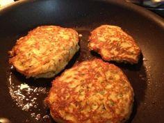 Cooking Z pancakes