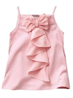 Blusa Frocks For Babies, Frocks For Girls, Little Girl Dresses, Baby Frocks Designs, Kids Frocks Design, Baby Girl Frock Design, Baby Girl Dress Patterns, Kids Outfits, Kids Fashion