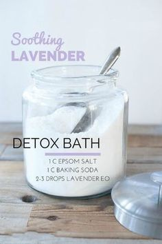 Nothing is more relaxing than a warm bath… except perhaps a relaxing warm detox bath that also helps cleanse the body. Seriously- these detox baths will he