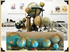 Reading maps and globes are a specific part of literacy in my content area- social sciences