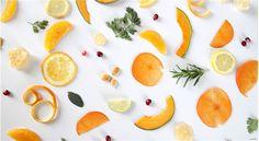 Melons Carrots Oranges