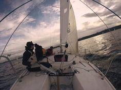 Sailors heed ocean's call in Regatta for Entrepreneurship