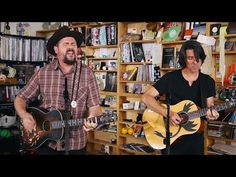 Drive-By Truckers: NPR Music Tiny Desk Concert - YouTube