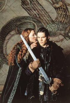 Morgause and Mordred - the-mists-of-avalon Photo