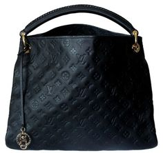 Louis Vuitton Artsy Mm Empreinte Infini M94047 Hobo Bag. Hobo bags are hot this season! The Louis Vuitton Artsy Mm Empreinte Infini M94047 Hobo Bag is a top 10 member favorite on Tradesy. Get yours before they're sold out!