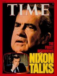 Article- Timeline of Frost/Nixon Dealings, Interviews, etc.