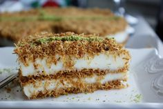 Ramazan iftar menüsü yemek tarifleri / Ramadan food recipes - Muhallebili Kadayıf