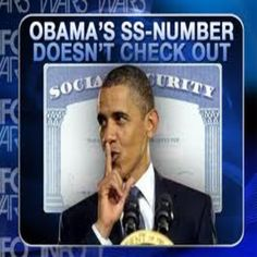 [Video] Barack Obama SS-Number doesn't check out. Alias Harrison J. Bounel tied to SS-Number. Barry Soetoro no longer showing up in registry. Obama Birth Certificate, Beast Of Revelation, Nightly News, Conservative Politics, Barack Obama, Obama Lies, God Bless America, Current Events, Have Time