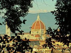 Duomo visto da Villa Bardini.
