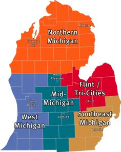 This is my home state. How I do love it. Though in the winter I have a love hate relationship with Michigan:)