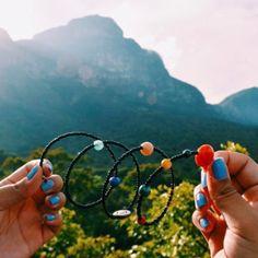 Solar System Bracelet in South Africa #EXPLORE