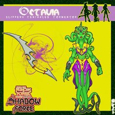 This is a design inspired by a few of my fave artists and of my own ideas aswell. Tell me what you all think. I wanted her to be more creature than huma. my Octavia concept Great Power, Princess Of Power, Creatures, Concept, Deviantart, Comics, My Love, Artist, Movie Posters