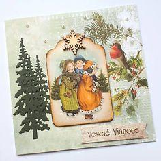 KvetaP / Vianočná pohľadnica Scrapbooks, Christmas Cards, Cover, Art, Christmas E Cards, Art Background, Xmas Cards, Kunst, Scrapbooking