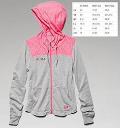 Stay in and stay cozy with this zip-up! #hoodie #underarmour #aqha #aqhaproud