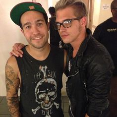 pete wentz and mikey way - Google Search