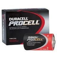 Best seller DURACELL D12 PROCELL Professional Alkaline Battery, 12 Count