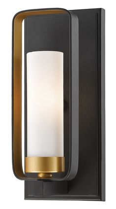Aideen 1 Light Wall Sconce