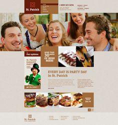 Website Theme , Pub
