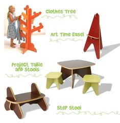 kids furniture - oh the possibilities
