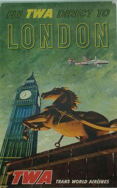 TWA London