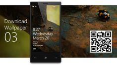 Official New Windows Phone Wallpapers for your lockscreen