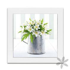 """FLORES SILVESTRES"" Elegante #cuadro de flores silvestres que podrás combinar con otros modelos. ¡Refresca tu hogar! 10,40 €"