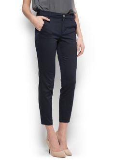 Mango Women's Suit Trousers - Pen8 MANGO. $39.99