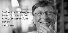 Bill Gates on Bitcoin   - Signup with me --> http://colinsydes.futurenet.club