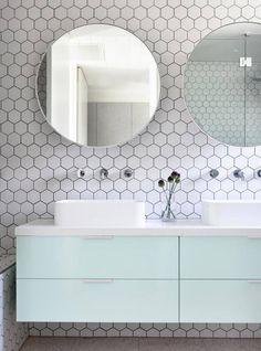 Modern bathrooms | desiretoinspire.net | Bloglovin'