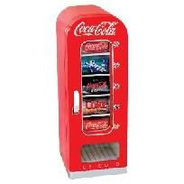 Koolatron CVF18 10-Can-Capacity Vending Fridge  $204.00