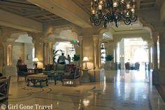 Ritz-Carlton Orlando -awesome citrus themed spa..