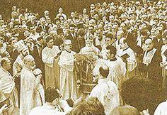 "Istoria Bisericii Sf.Elefterie ""Nou"" – 20 aprilie 1934 – Cotroceni1900.ro Canterbury, Painting, Art, Art Background, Painting Art, Kunst, Paintings, Performing Arts, Painted Canvas"