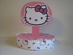 Hello Kitty Cake Pop Stand