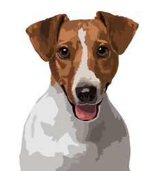 Animal Sketches, Animal Drawings, Terrier Dogs, Bull Terriers, Dog Signs, Dog Paintings, Jack Russell Terrier, Dog Portraits, Beagle