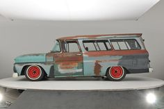Post Your 60-66 Chevy/GMC RAT ROD Trucks - The 1947 - Present Chevrolet & GMC Truck Message Board Network