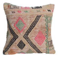 Gypsy Kilim Pillow II