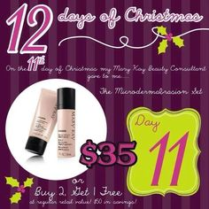 Contact me to get yours today! jennrussell05@gmail.com or go on my website to order even more quickly! www.marykay.com/jrussell82269
