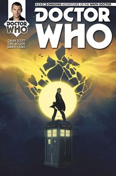 Doctor Who: The Ninth Doctor (2016) #4 #TitanComics @titancomics @ComicsTitan  #DoctorWho #TheNinthDoctor Release Date: 7/6/2016