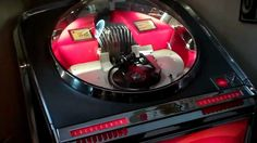 """1962 AMI Continental jukebox playing """"Walk Don't Run 1964"""" by the Ventures"""