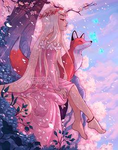 Manga Anime Girl, Anime Girl Drawings, Anime Girl Cute, Kawaii Anime Girl, Cute Drawings, Cute Anime Character, Character Drawing, Pretty Art, Cute Art